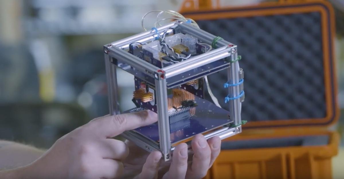 Team Miles, la compagnia nata da un contest della Nasa per lo sviluppo di satelliti