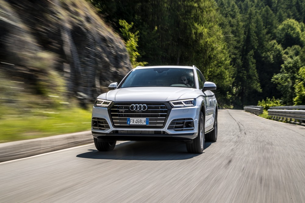 Audi Q5 TFSI e quattro: ABT regala più potenza al SUV ibrido Plug-in