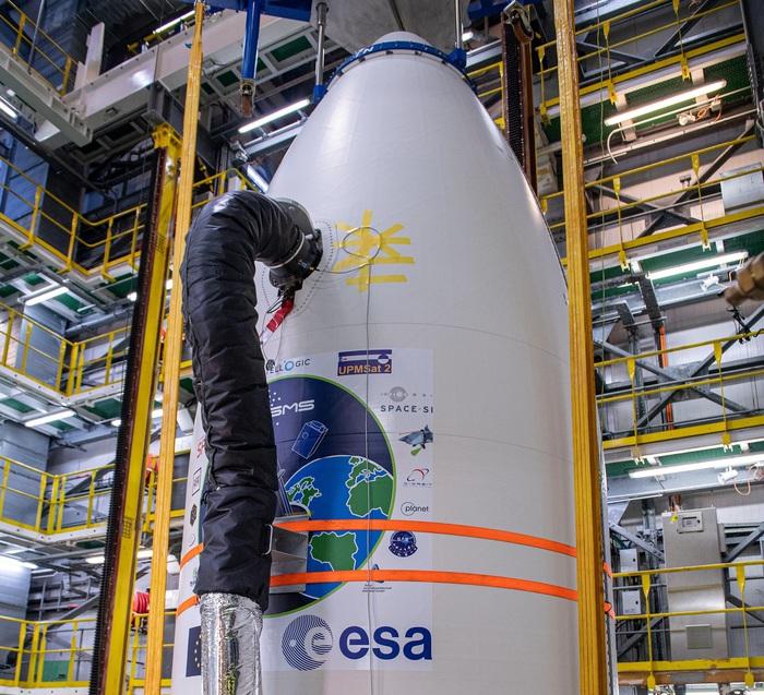 Vento in alta quota, posticipato il lancio di Vega