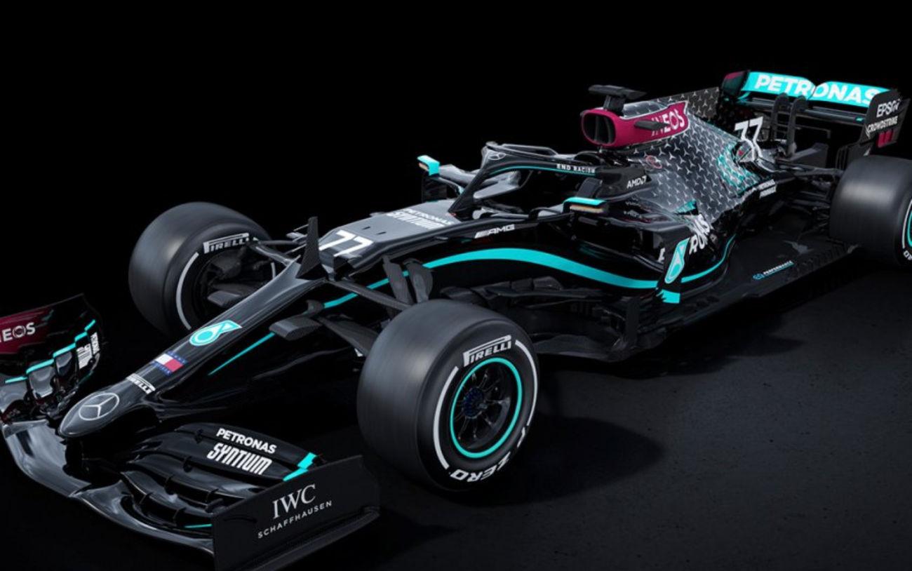 La Mercedes continua a dominare la F1
