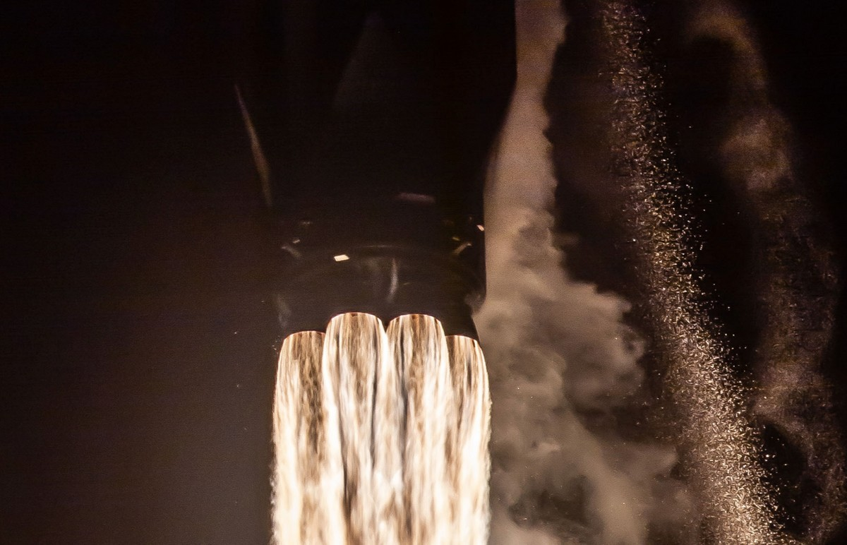 SpaceX accelera i tempi: domani alle 16:31 nuovo lancio di 58 satelliti Starlink