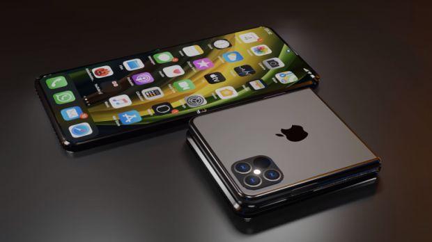iphone pieghevole schermi samsung