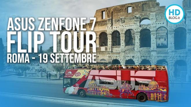HDblog ed Asus vi invitano a Roma: sfida Zenfone 7 Pro al FlipTour | 19 settembre