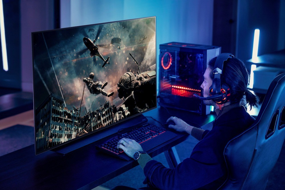 TV OLED LG: in arrivo gli aggiornamenti per le GPU NVIDIA RTX 30