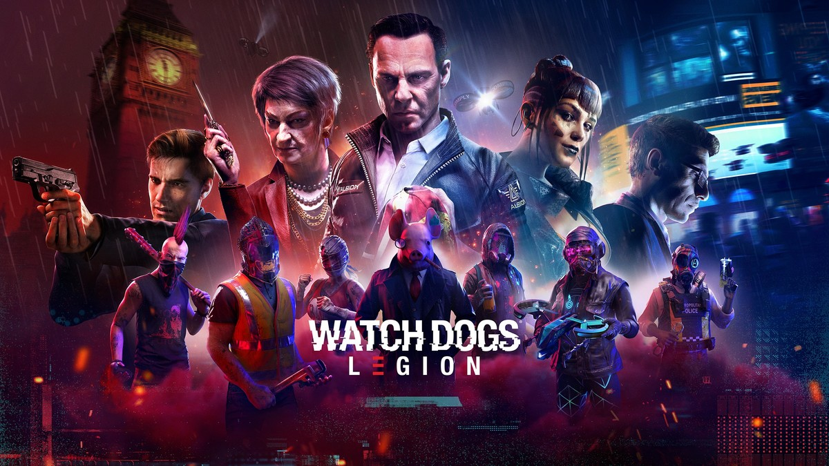 Watch Dogs Legion si mostra in spettacolari immagini 4K con RTX On