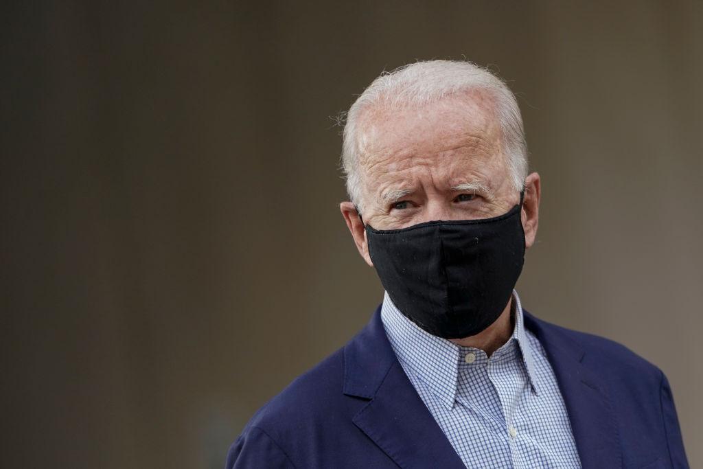 Un ritratto di Joe Biden, il prossimo presidente degli Stati Uniti