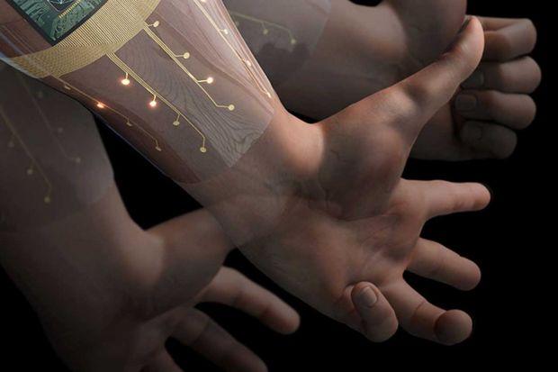 gesture device