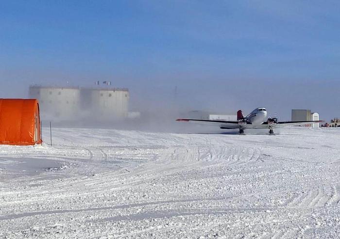 La base no-Covid dei ricercatori italiani in Antartide