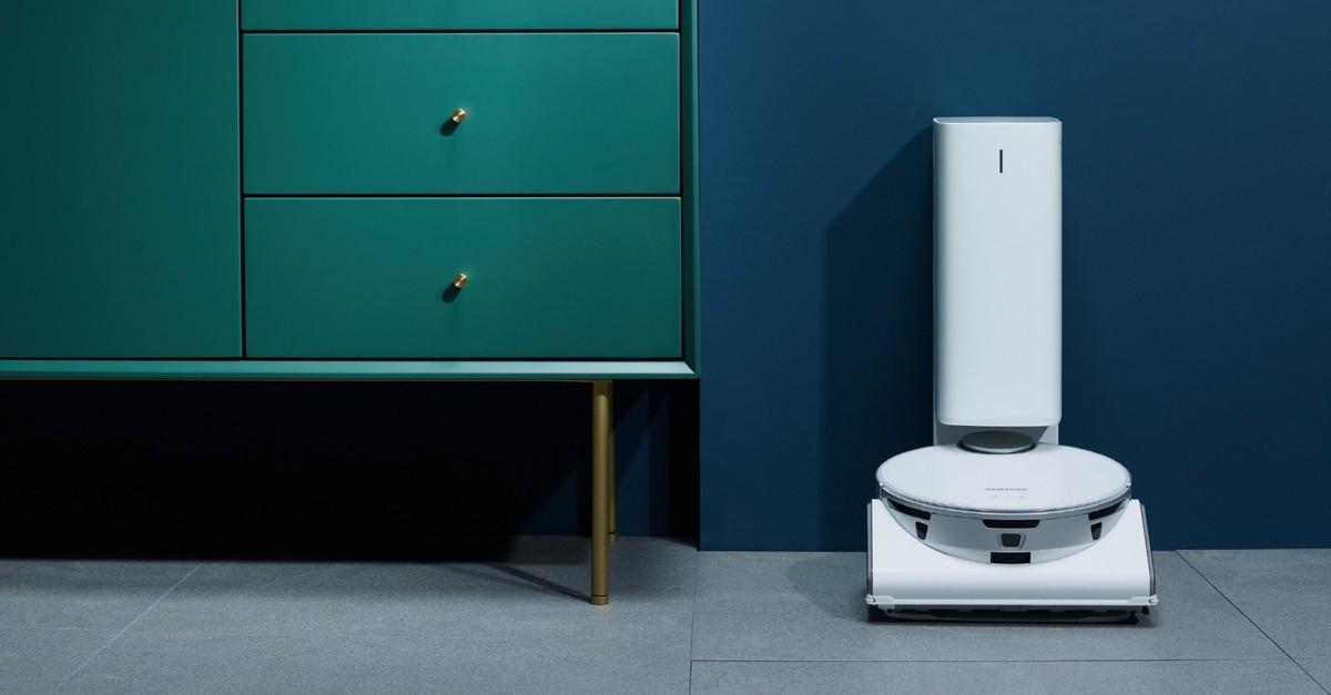 Samsung presenta JetBot 90 AI+, il robot aspirapolvere smart