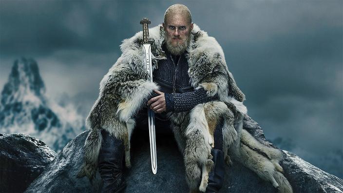 Vikings doveva terminare alla quarta stagione