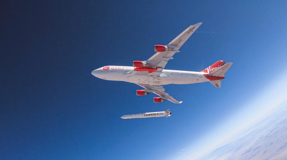 Virgin Orbit ci riprova, missione orbitale Launch Demo 2 il 13 gennaio