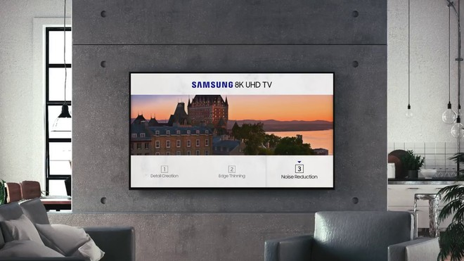 TV 8K Samsung: come funziona l'upscaling con intelligenza artificiale