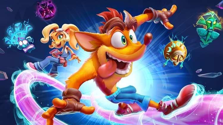Crash Bandicoot 4: It's About Time, finalmente c'è una data per la versione PC