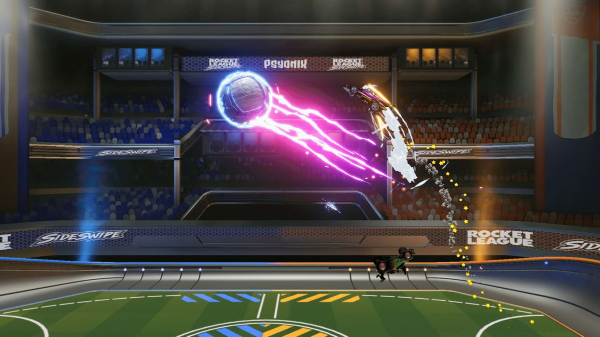 Gol e derapate anche su Android e iOS: ecco Rocket League Sideswipe!