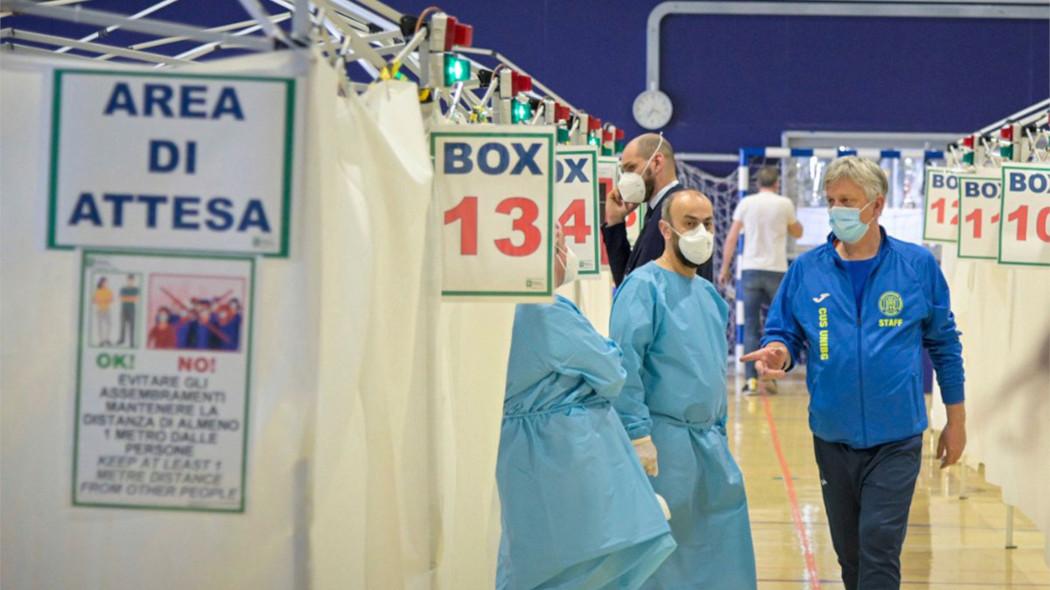 A che punto siamo con le vaccinazioni ai soggetti fragili in Lombardia