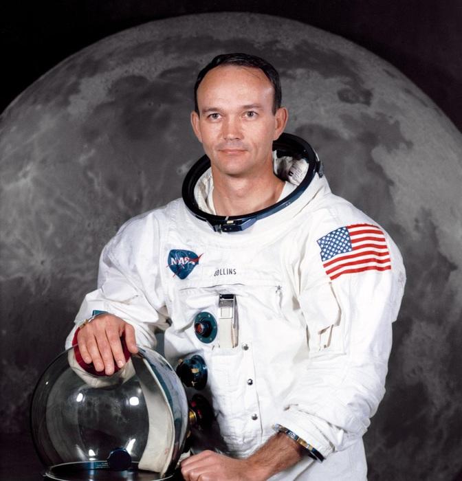 Addio Collins, l'uomo più solo a un passo dalla Luna