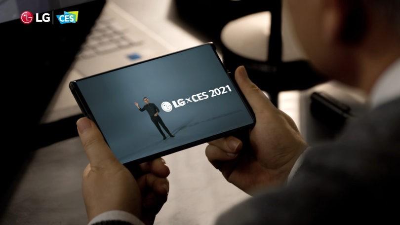 LG Rollable ce l'aveva quasi fatta: ecco la certificazione NFC