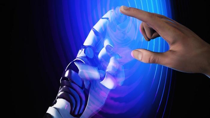 Presa più sicura per le mani dei robot