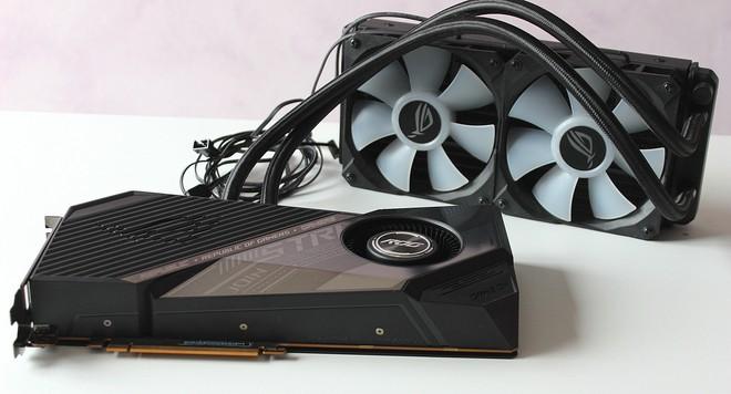 Recensione ASUS ROG Strix LC RX 6800 XT OC: potente e silenziosa