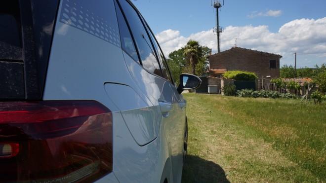 Sfide elettriche: da Milano a Roma con la Volkswagen ID