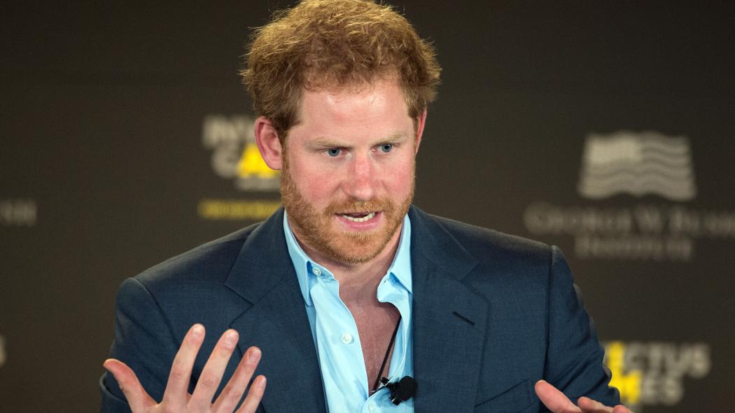 Il principe Harry pubblicherà un memoir nel 2022