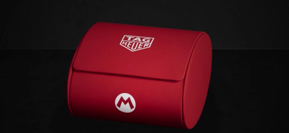 Tag Heuer, orologio griffato Super Mario in arrivo il 15 luglio