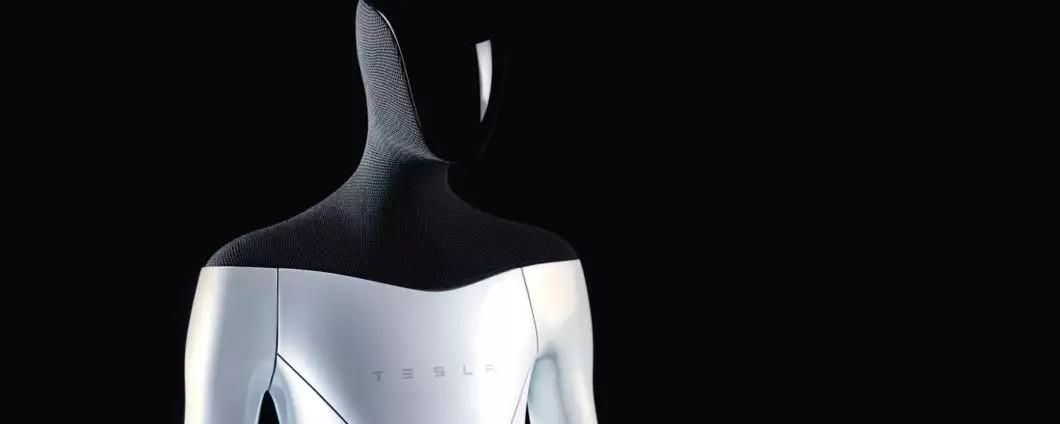 Tesla Bot, il robot umanoide di Elon Musk è (quasi) realtà