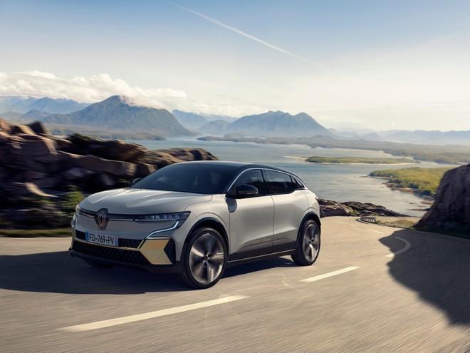 Renault Mégane E-Tech Electric, a IAA 2021 la nuova elettrica da 470 km | Video